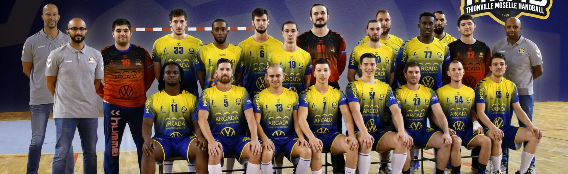 Thionville Moselle Handball