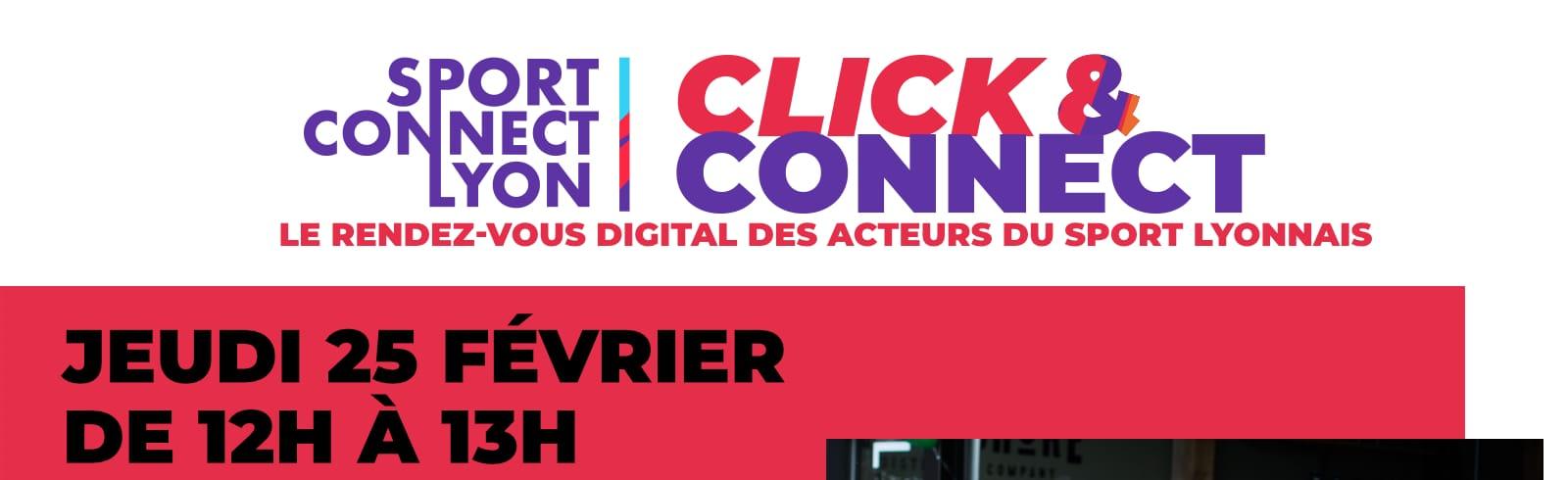 """Click & CoNNect """"Sport santé en entreprise"""""""