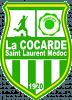 Cocarde de St Laurent et Benon