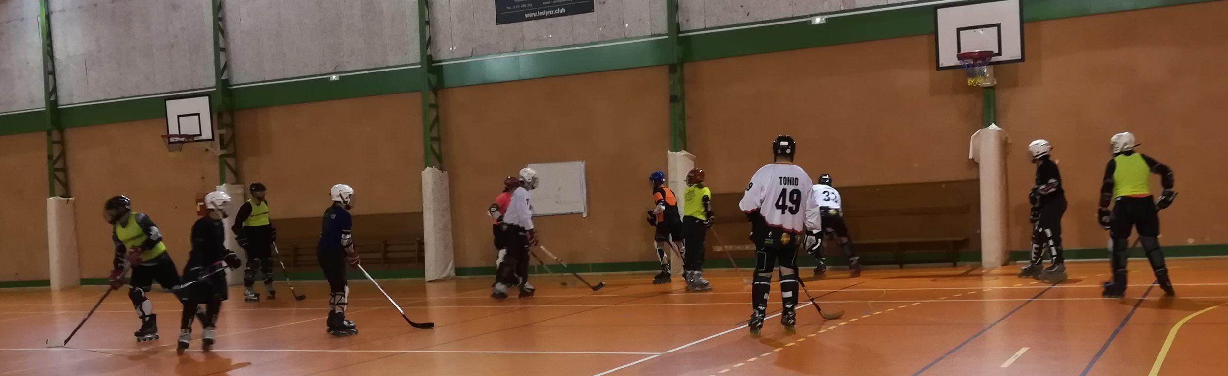 Les Lynx, Saintes Roller Hockey Club