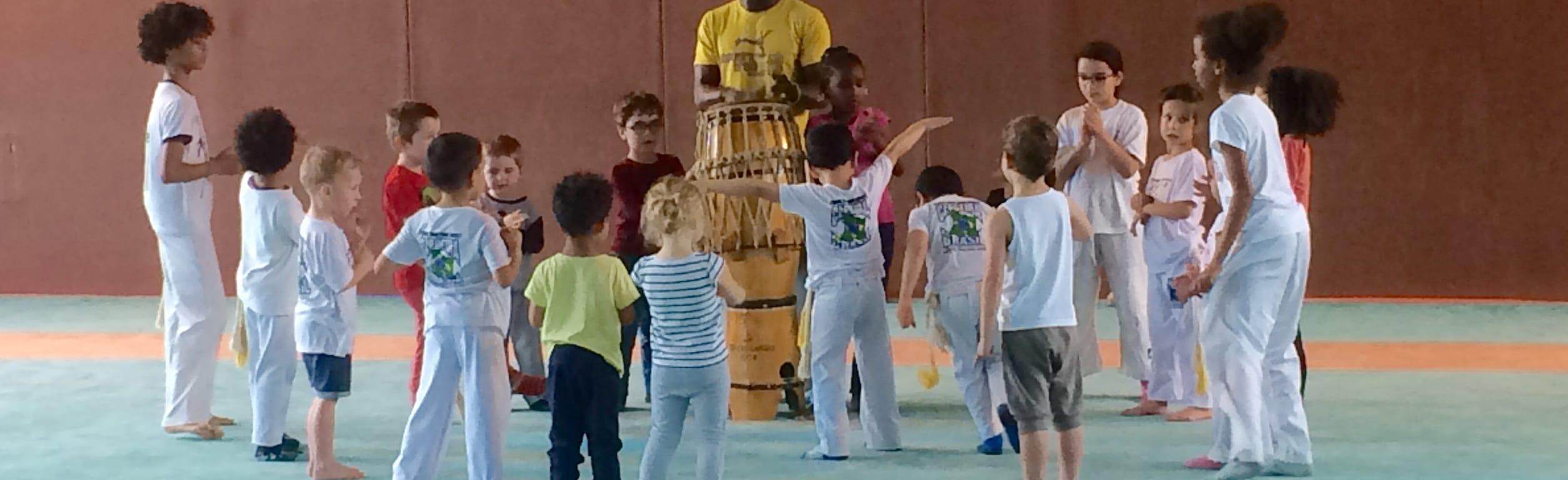 Association Sportive Fontenaisienne Capoeira
