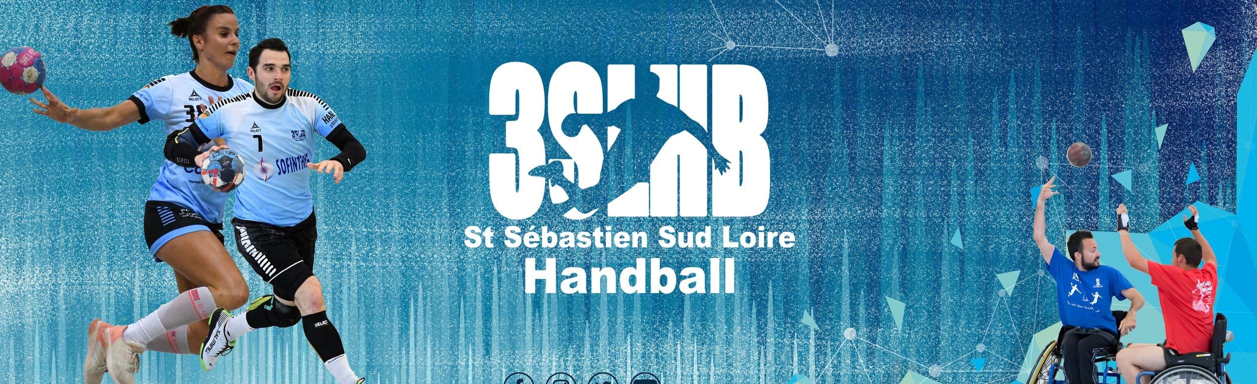 Saint Sébastien Sud Loire Handball (3SLHB)