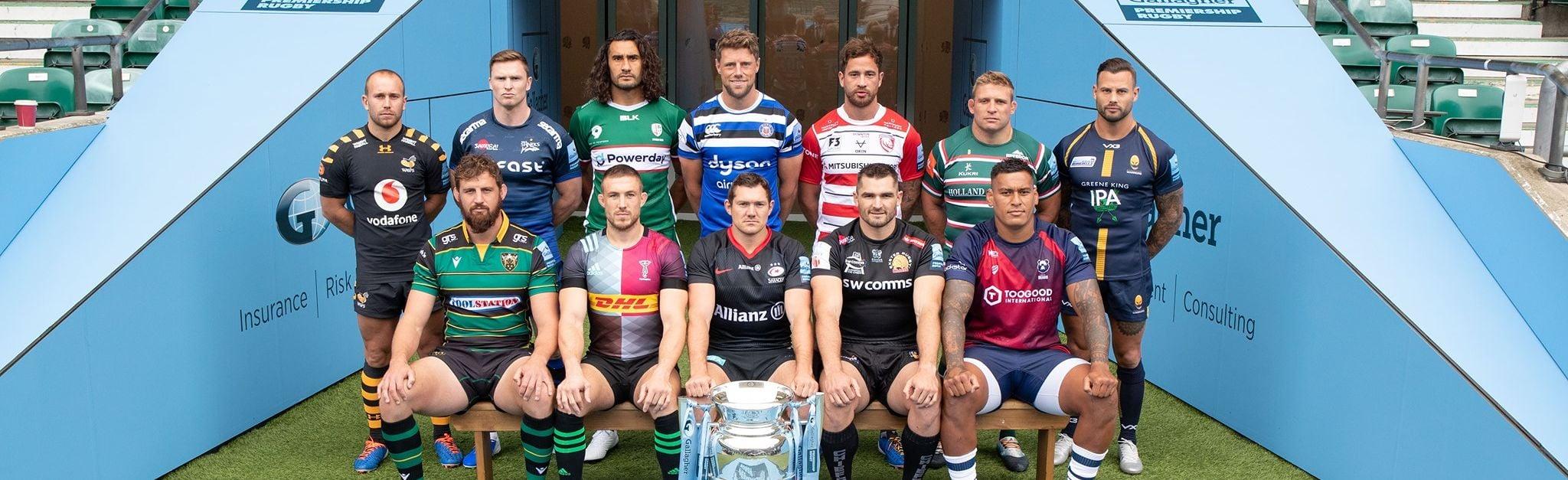 Gallagher Premiership Rugby