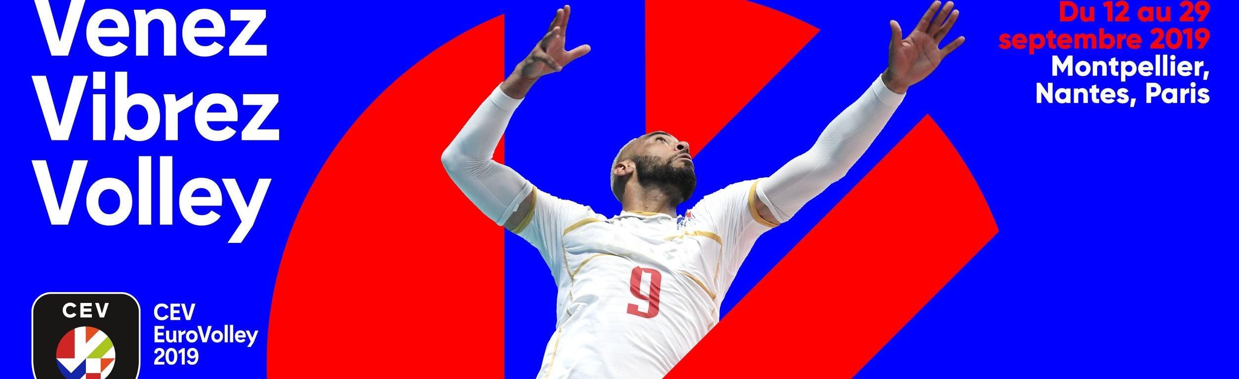 Championnat d'Europe de Volley-ball masculin 2019