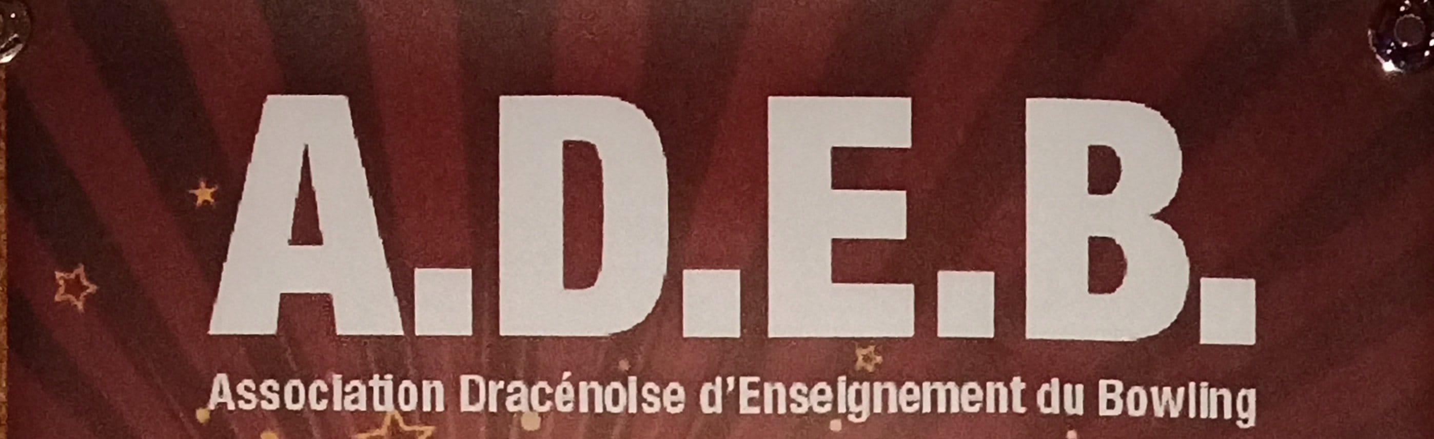 A.D.E.B. DRAGUIGNAN