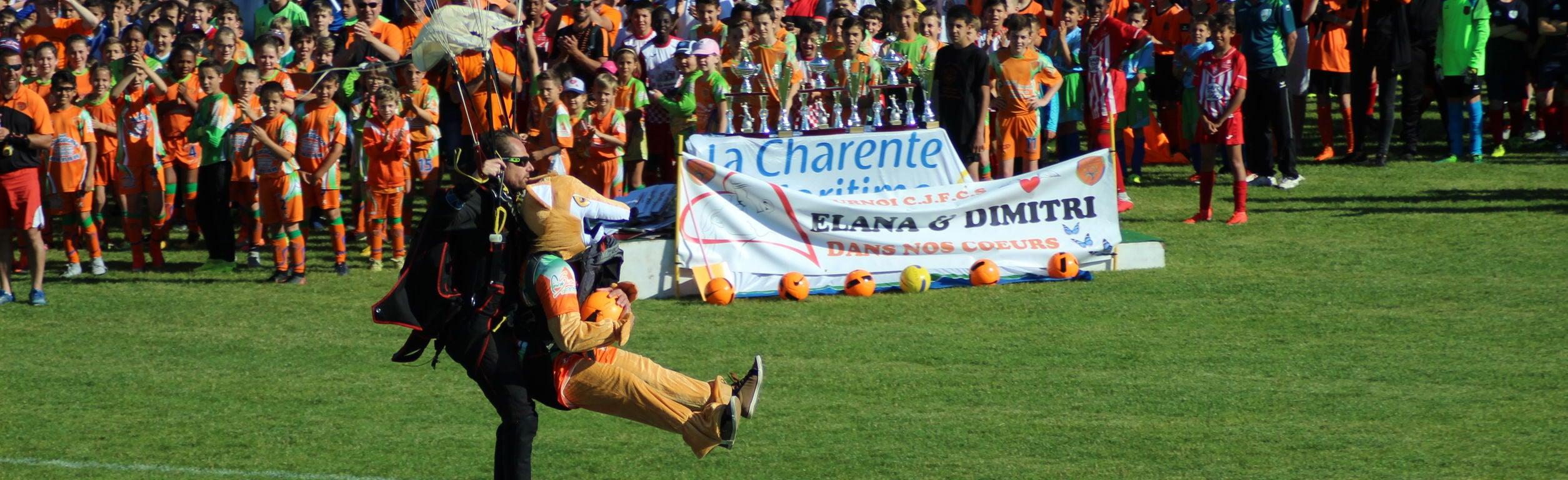 CJ Footballeurs En Coeur de Saintonge