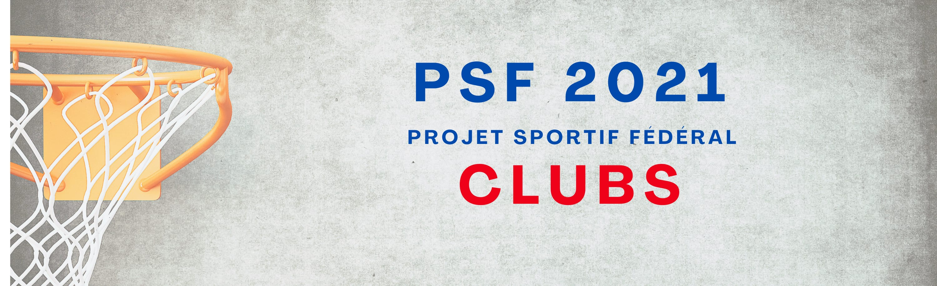 Wébinaire - Campagne PSF2021-Clubs