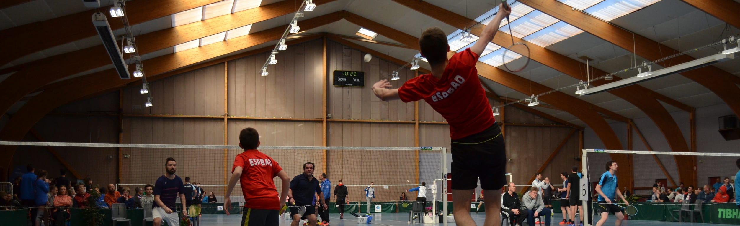Entente Saint Pierraise de Badminton