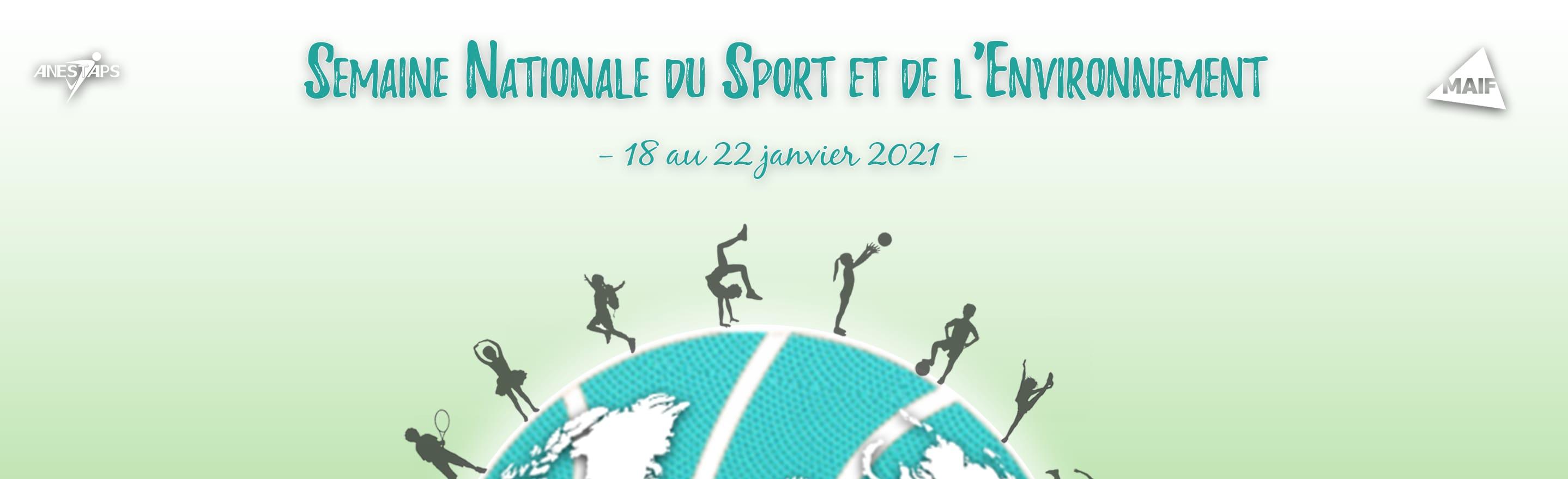 """Colloque """"Sport et Environnement, une relation durable ?"""""""