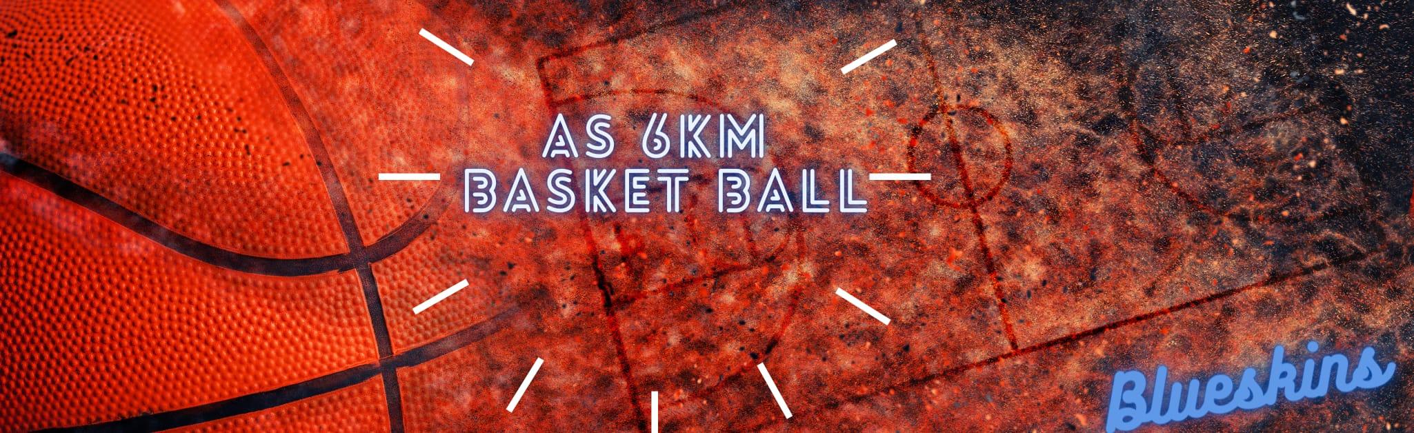 Association sportive du 6 ème km - Section Basket-Ball