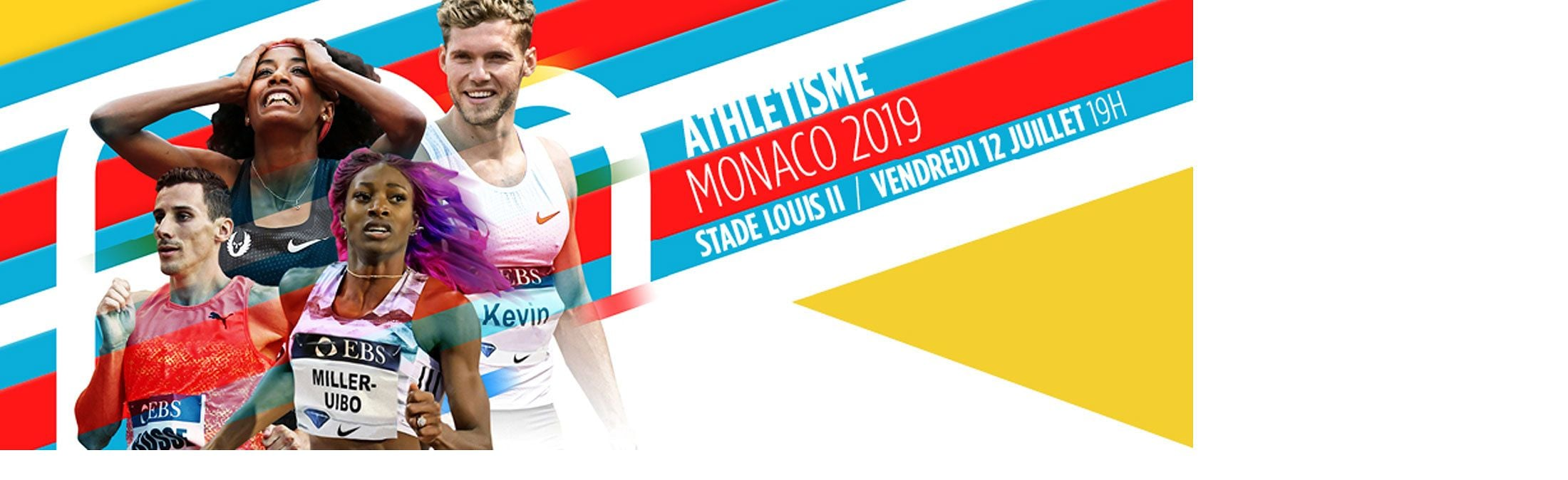 Ligue de Diamant 2019 - Meeting de Monaco Herculis