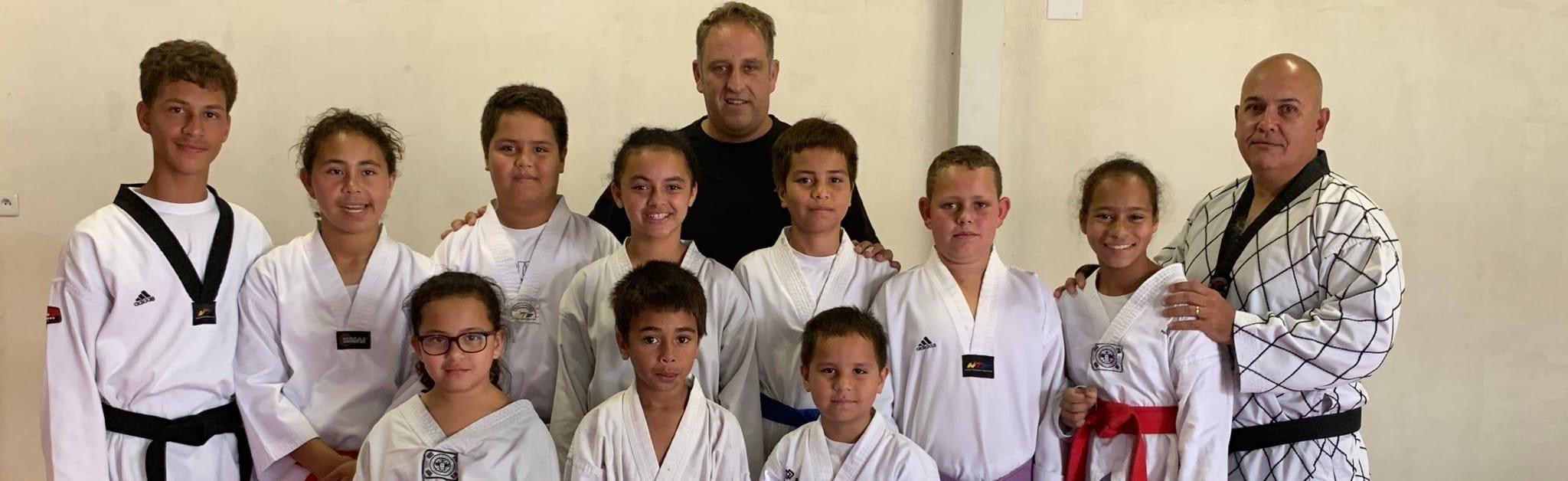 Ecole de la Vague Bleue Nouvelle Caledonie