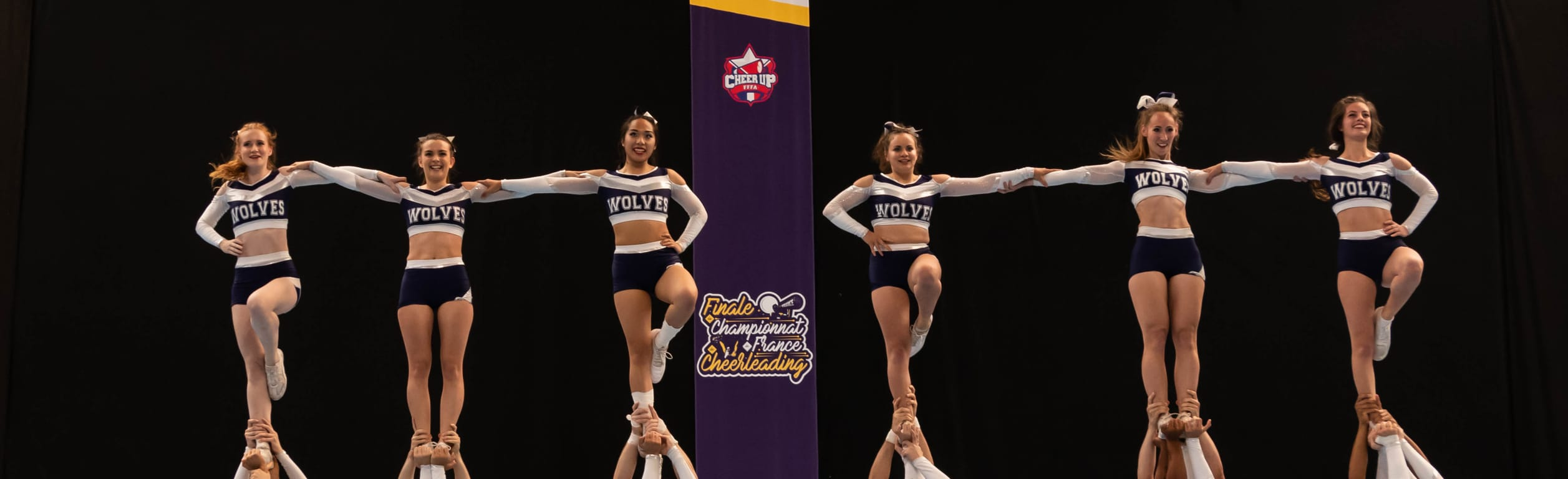 Wolves Toulouse Cheerleading