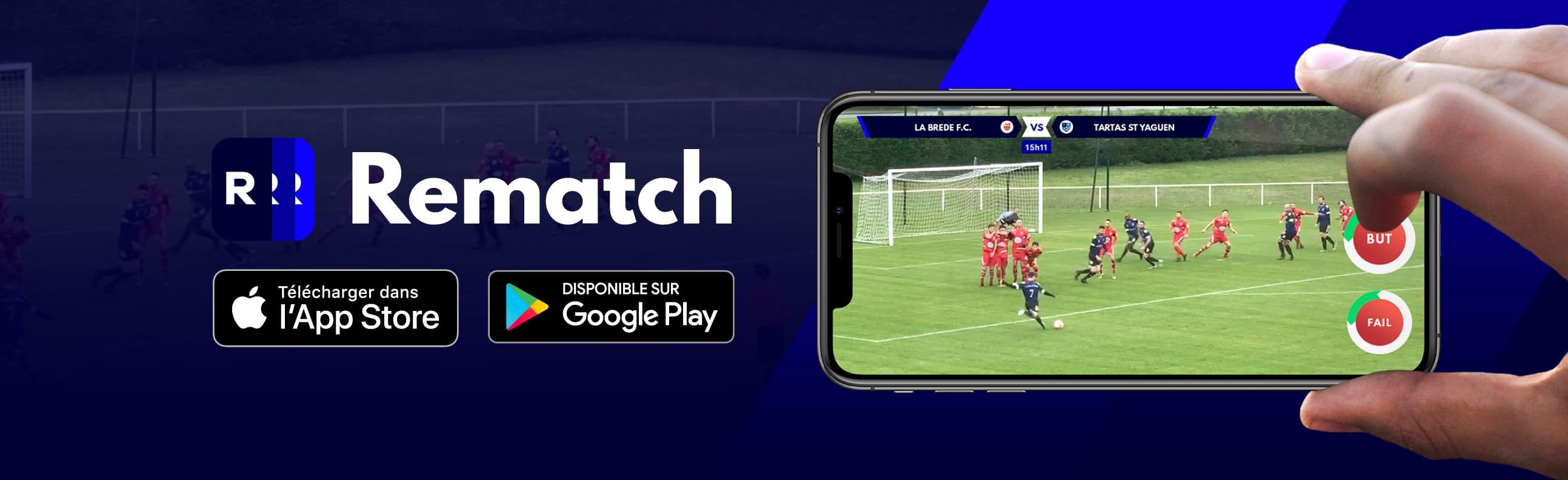 Rematch Football