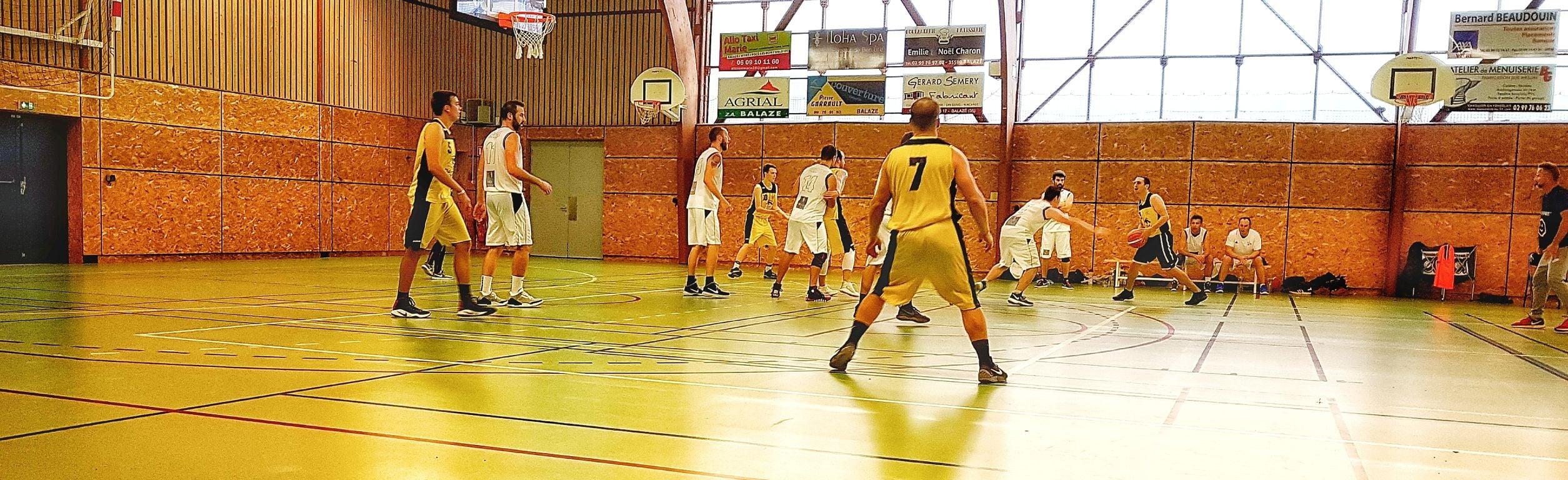 AOC Saint-James Seniors Gars