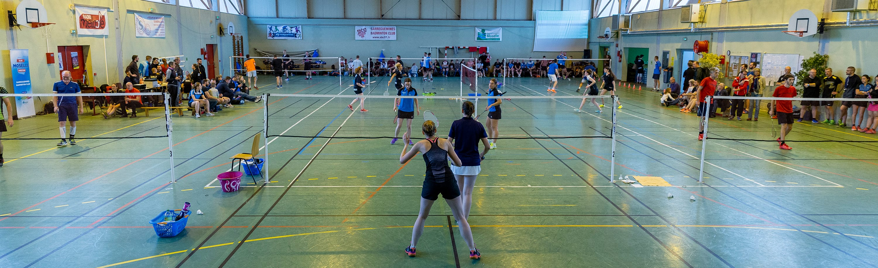 Sarreguemines Badminton Club