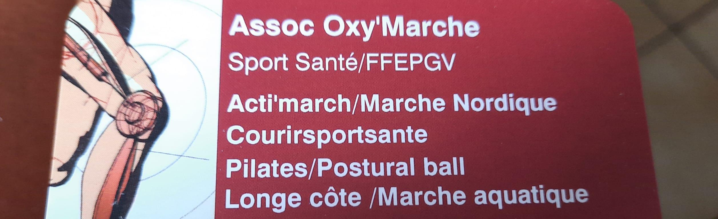 Oxy'marche