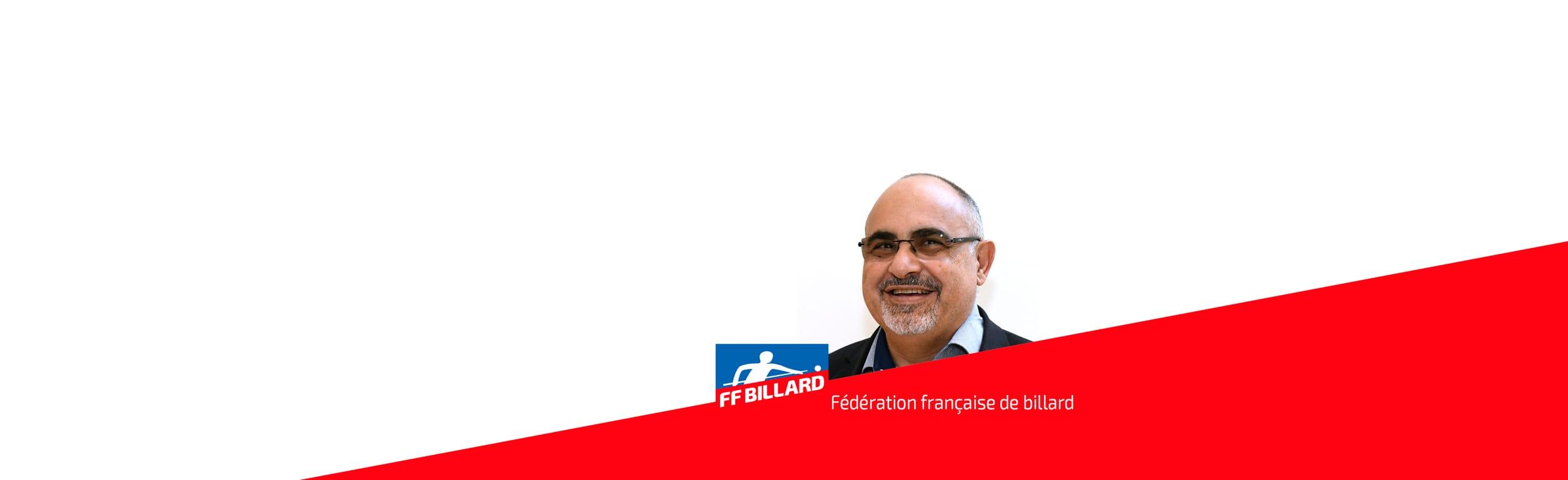 Allocution de Jean-Paul SINANIAN - Président de la FFBillard