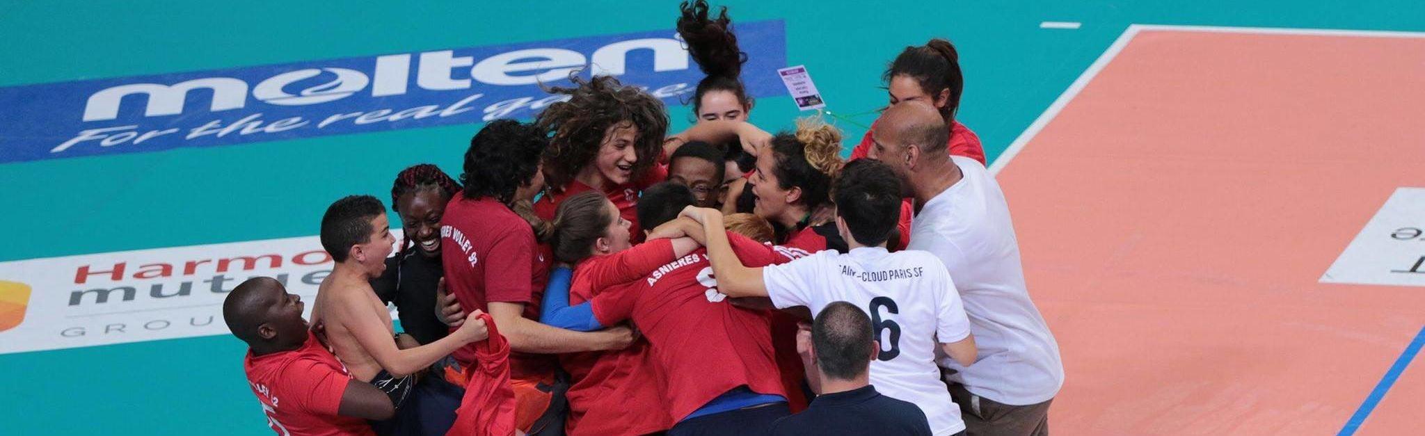 Asnieres Volley 92