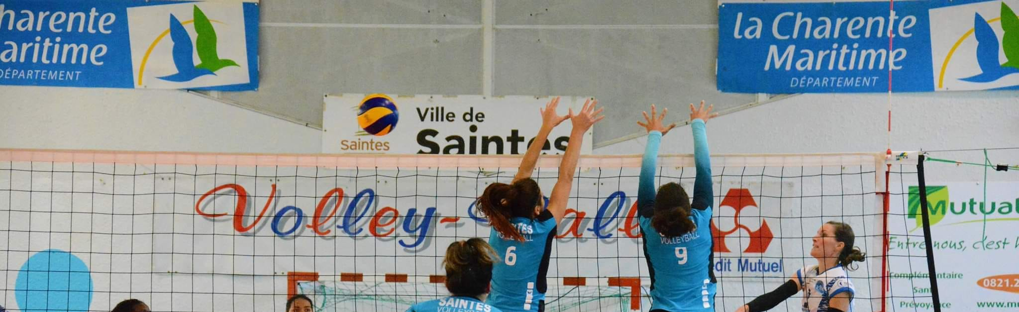Saintes Volley Ball