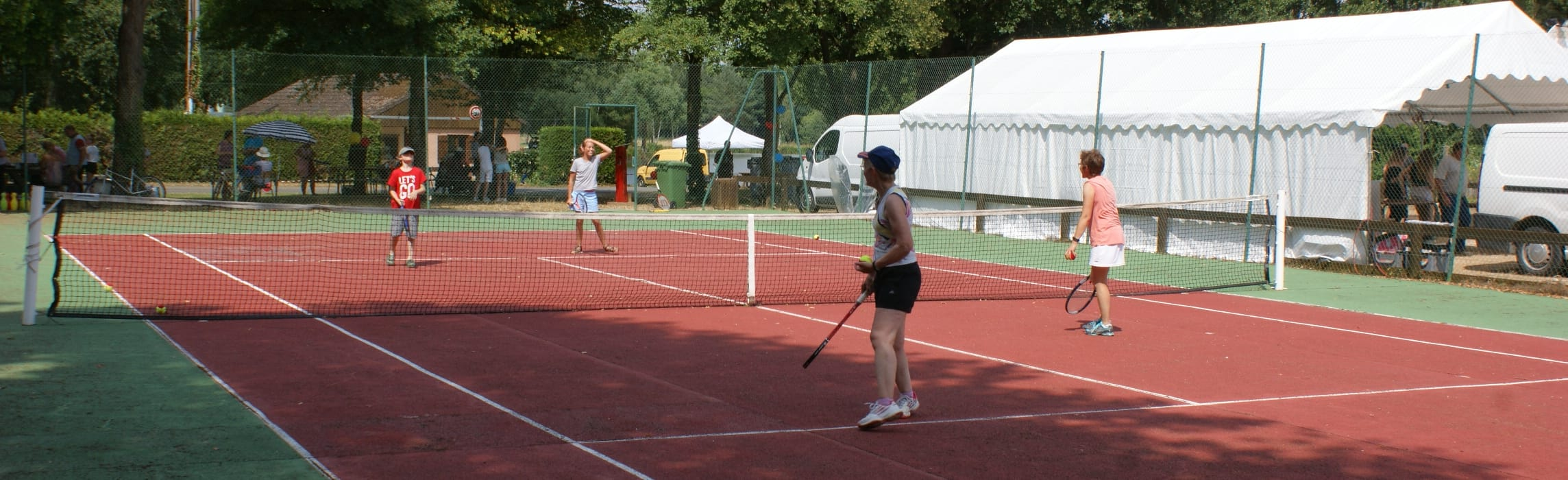 Mjc Tennis Bellegarde