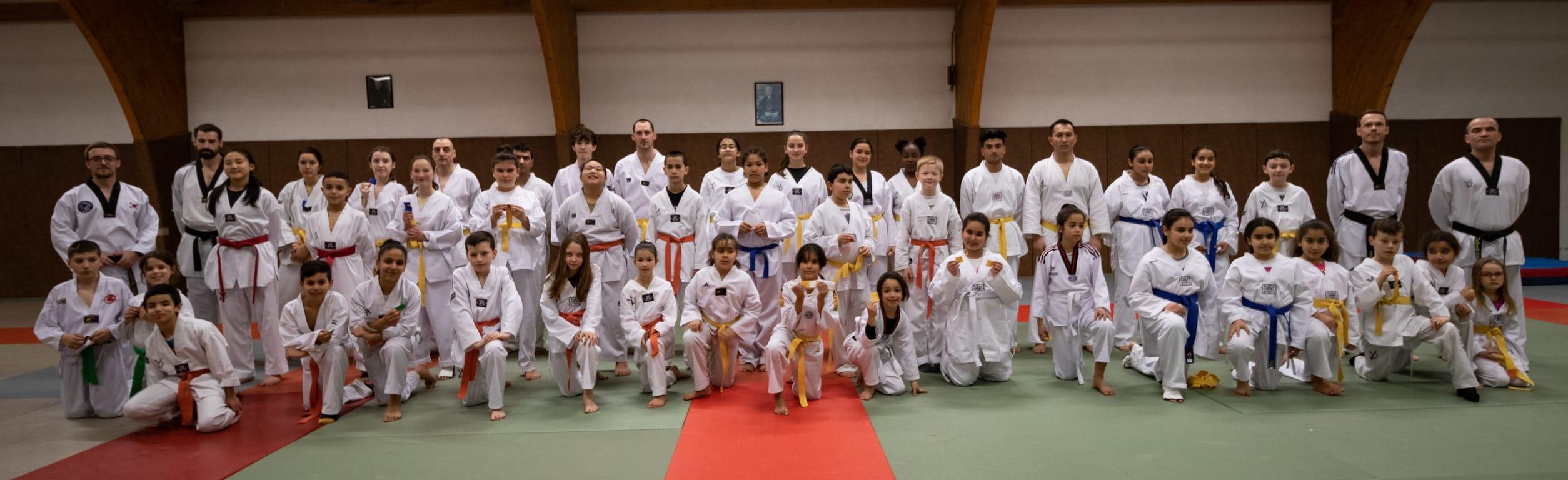 Taekwondo Pithiviers