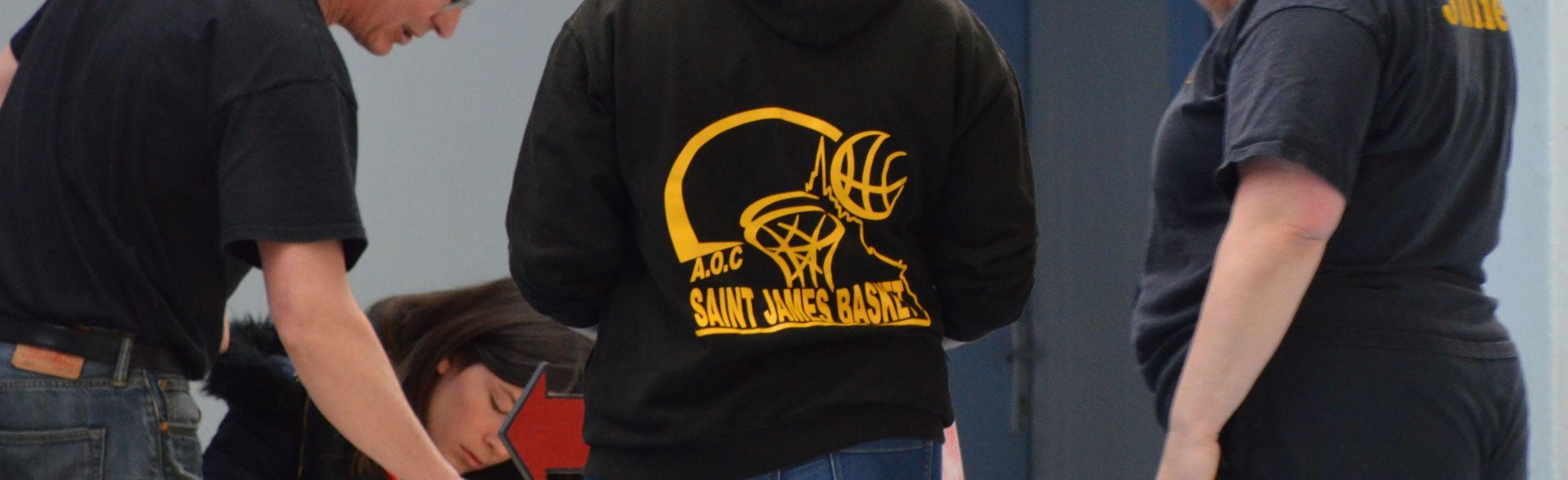 AOC Saint-James Basket