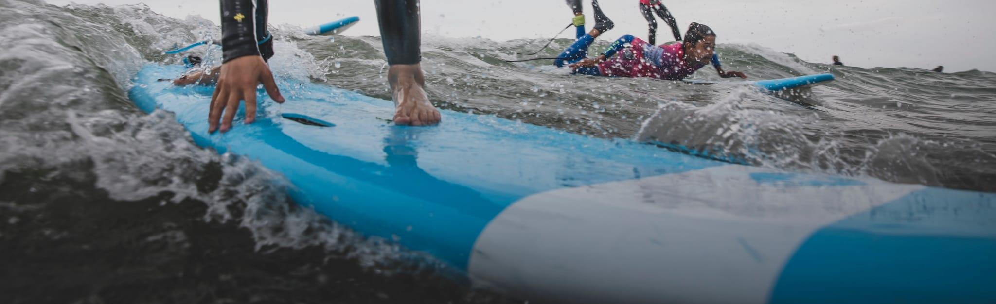 Asso Surf club retais