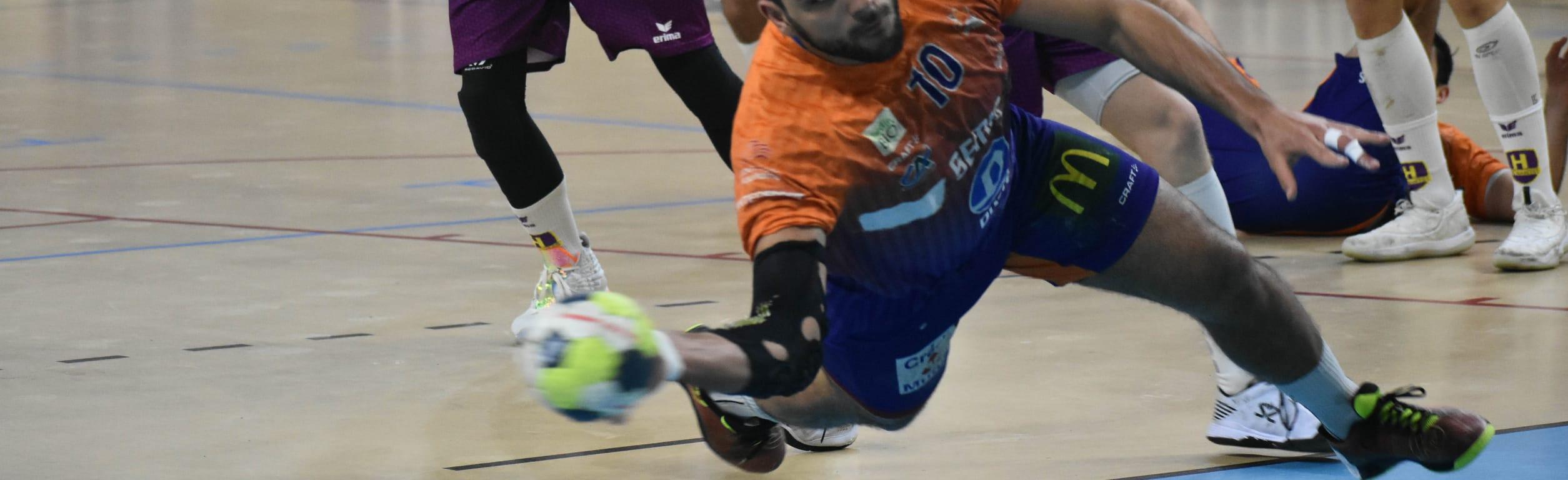 US Saintes Handball