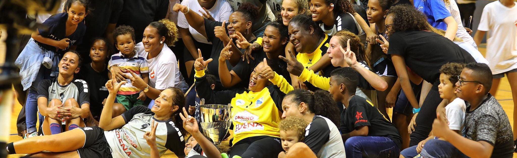 Handball Feminin Saint Denis
