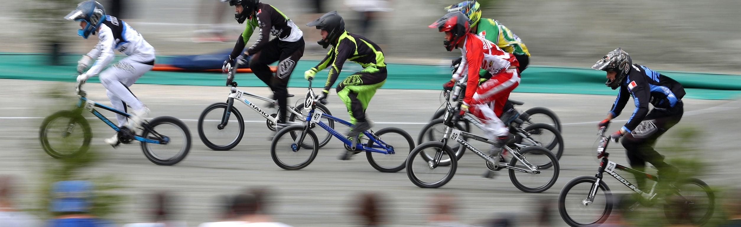 Bicross Club Omega