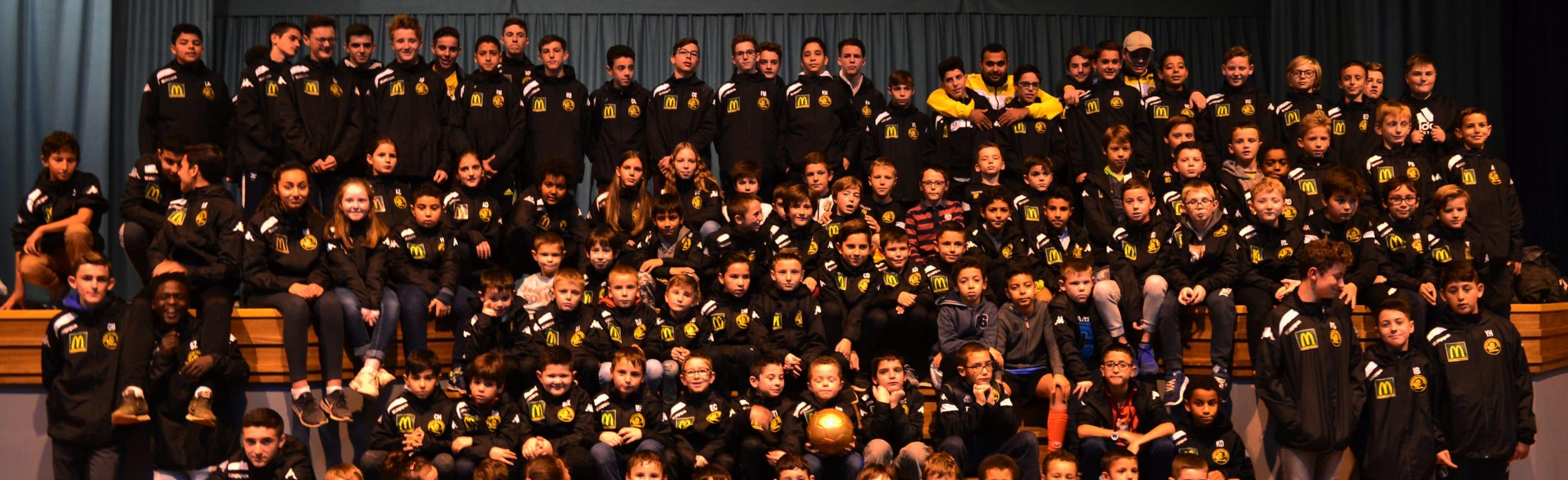 Ecole De Football Des Deux Rives
