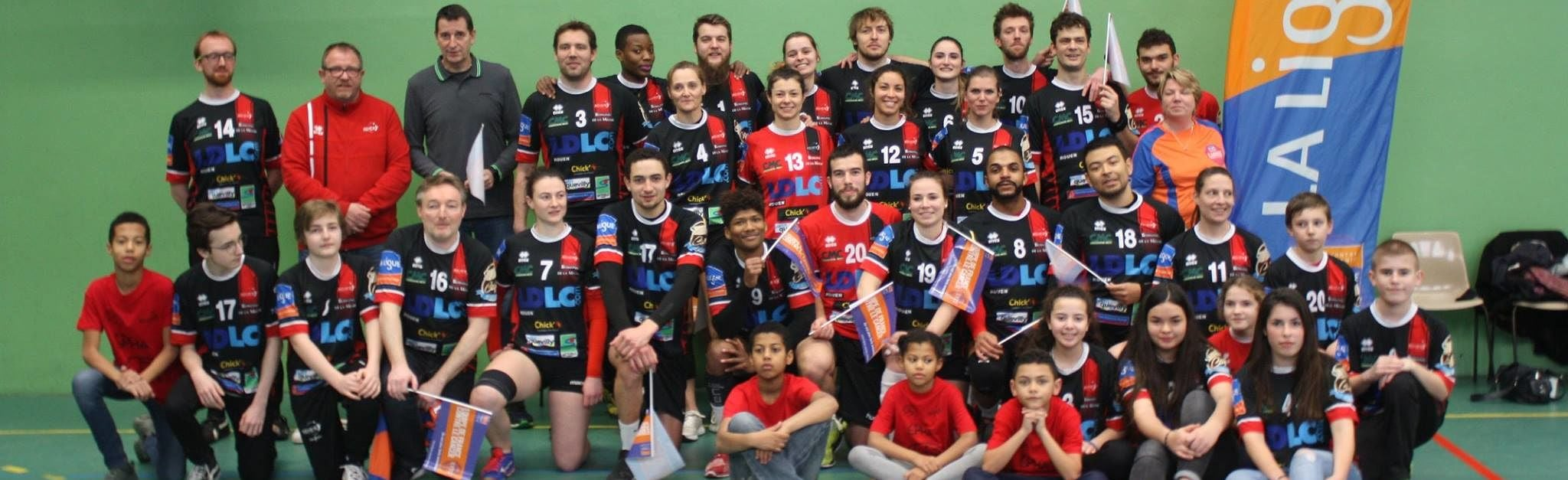 Agglo Sud Volley-Ball 76