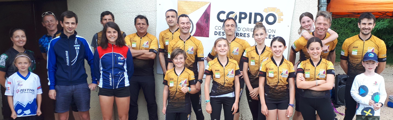 CLUB DE COURSE D'ORIENTATION DES PIERRES DOREES