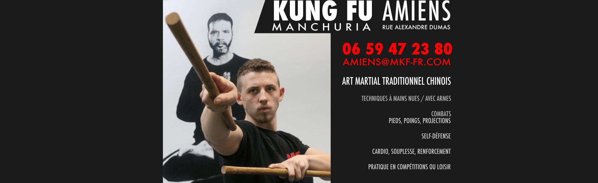 Manchuria Kung Fu Amiens - Arts Martiaux MKF