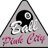 EIGHT BALL PINK CITY