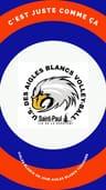 US Des Aigles Blancs De St Paul Vb