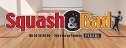 Squash Et Bad de Pessac