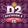 Division 2 - Softball Féminin