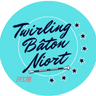 TWIRLING BATON NIORT